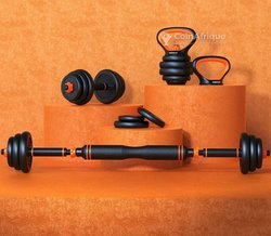 Kit complet fitness