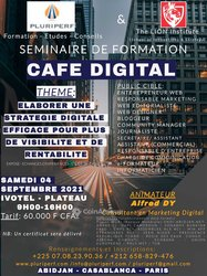 Formation en marketing digitale