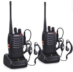 Talkie walkie Baofeng BF 888s