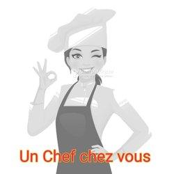 Chef de cuisine à domicile