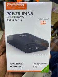 Power bank Faster J12