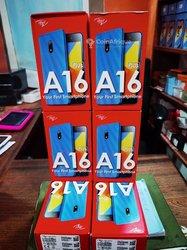 Itel A16 Plus - 1GB RAM / 8GB