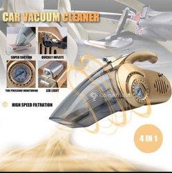 Aspirateur de voiture - gonfleur pneus