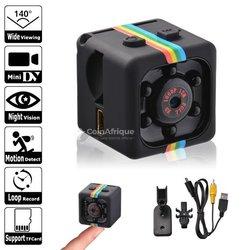 Mini caméra espionne de surveillance HD