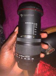 Objectif Canon Sigma 18-200