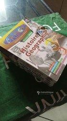 Livre histoire - géographie 3éme