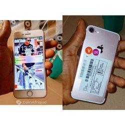 iPhone7 - 128 go