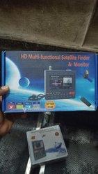 Satellite finder