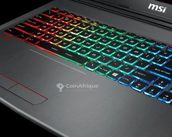 Puissante Laptop Gaming MSI core i7