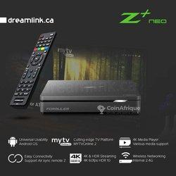 Box TV Formuler Z Prime récepteur IPTV multimédia Android 4 K