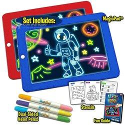 Tablette d'écriture et dessins