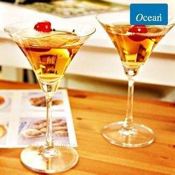 Verres à cocktail 6 pièces