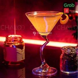 Coupes de cocktails