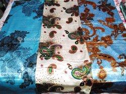 Tissu en soie