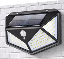 Lampe solaire multiface