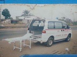 Brancard d'ambulance