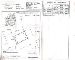 Terrain 600 m2 - Bingerville