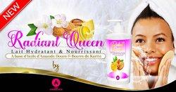 Crème corporelle Radiant Queen