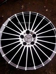 Jantes en aluminium Mercedes