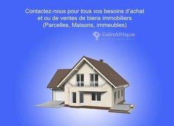 Vente / achat / location de parcelles - maison - immeuble