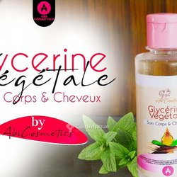 Glycérine végétale