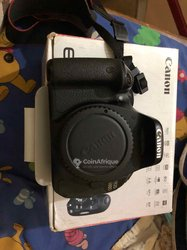 Appareil Photo Canon 600D