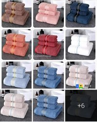 Ensemble serviettes