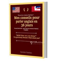 Livre - Mes conseils pour parler anglais