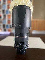 Objectif reflex tamrom sp 150-600mm