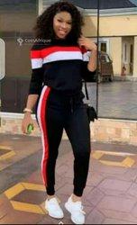 Ensemble jogging femme