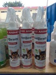 Pompe anti - puces chien