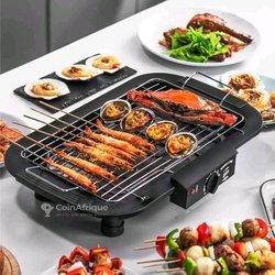 Grille barbecue électrique