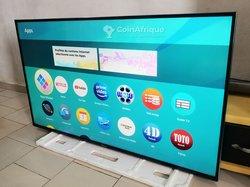 TV Panasonic Smart 4K HDR Ultra HD 55 pouces