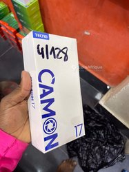 Tecno Camon 17 - 128 gig