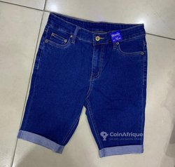 Culotte jean  femme