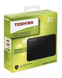 Disque dur externe Toshiba Canvio Basics - 2To