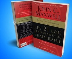 Livre Les 21 lois irréfutables du leadership