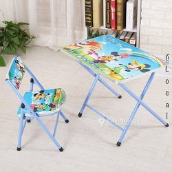 Table + chaise éducative