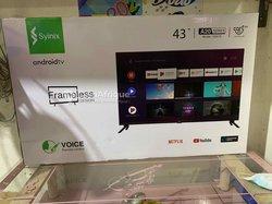 Smart TV Syinix 43 pouces