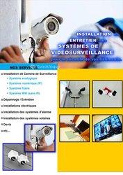 Système de vidéosurveillance - de sécurité