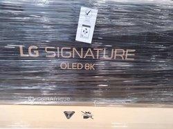 TV LG 88 pouces