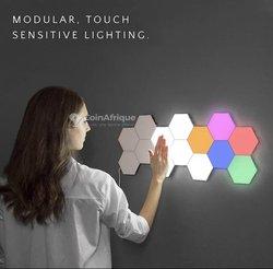 Sensitive touch light led