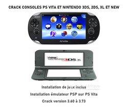 Hack console PS Vita
