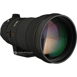 Objectif Sigma 300mm