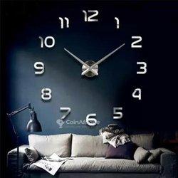 Horloge murale 3 D