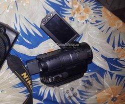 Caméra Sony HD professionnel