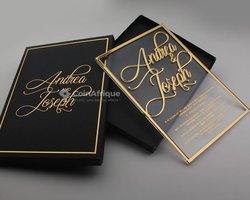 Cartes d'invitation VIP mariage