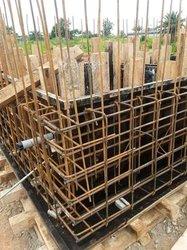 Travaux de bâtiment en ferraillage