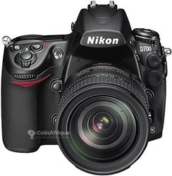 Appareil Photo Nikon D700