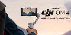 Stabilisateur smartphone Dji OM 4